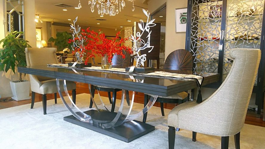 CE.559-303-A  -OMNI dining table-